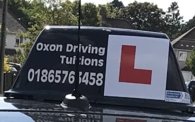 Manual Driving Lessons in Oxford